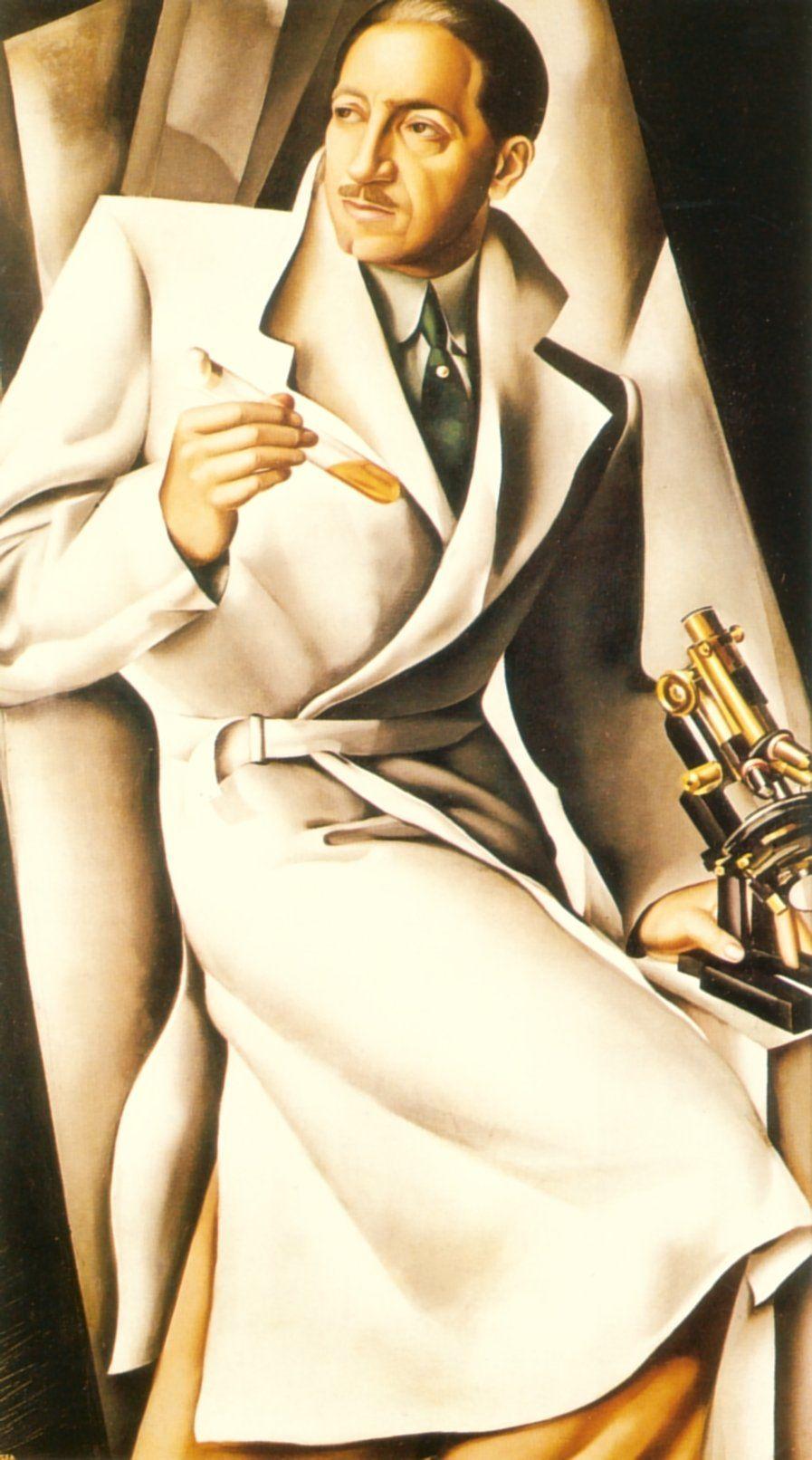 Tamara de Lempicka -1929-DrBoucard