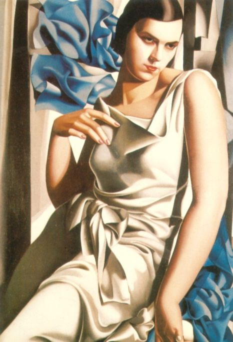 Tamara de Lempicka -1930-MadameM