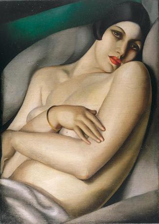 Tamara de Lempicka - Le reve