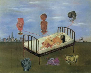 Frida Kahlo - henry_ford