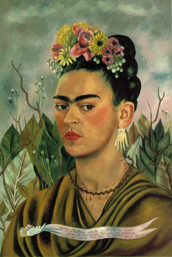 Frida Kahlo - self 1