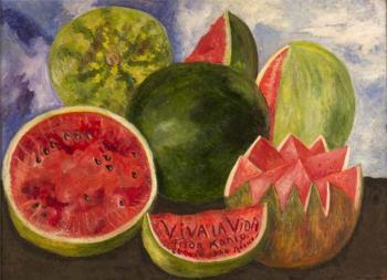 Frida Kahlo - viva la vida