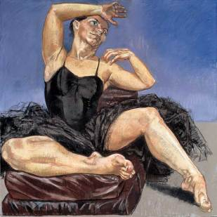 Paula Rego - Dancing ostriches3