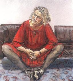Paula Rego GermaineGreer95