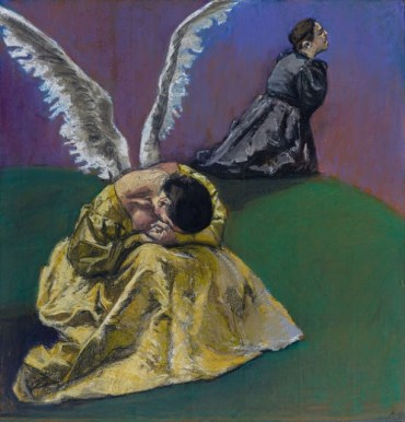 paula rego angel