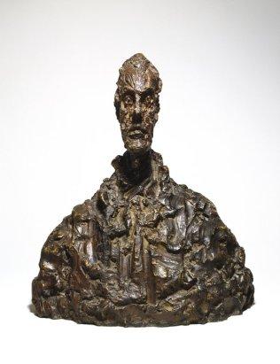 Aberto Giacometti - Busto di Diego