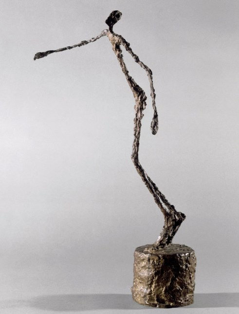Aberto Giacometti - falling-man-1950