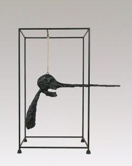 Alberti Giacometti - Il naso