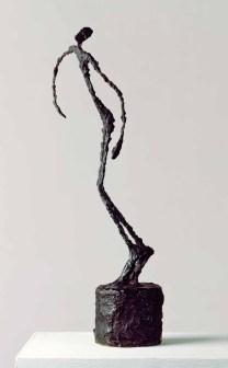 Alberti Giacometti - L'homme qui chavire