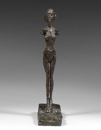 Alberto Giacometti - Annette debout