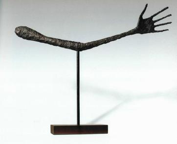 Alberto Giacometti - La_main