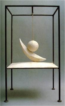Alberto Giacometti - Palla-sospesa-1930-31