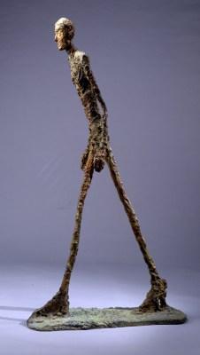 Alberto Giacometti - L'uomo che cammina