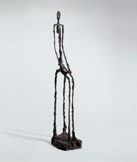 Alberto Giacometti - femme-assise