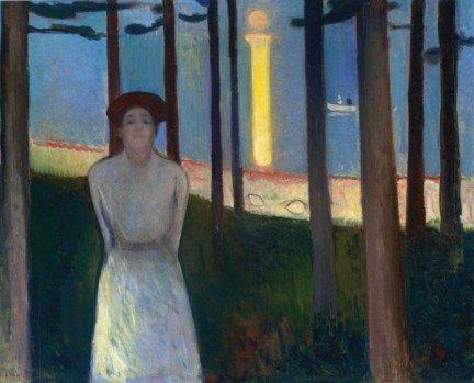Edvard Munch - La voce
