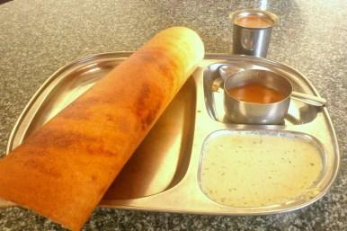 Masala dosa (kuchnia południowych Indii)