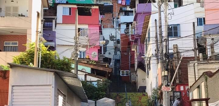 My Travels: From South African Squatter Camps to Brazil Favelas
