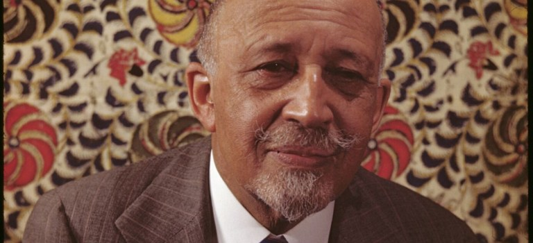 "What's In A Name: W.E.B. Du Bois Versus W.E.B. ""DeBois"""