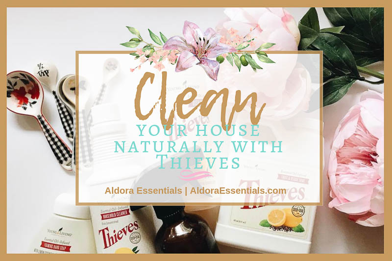 How to Clean Your House Safely & Naturally