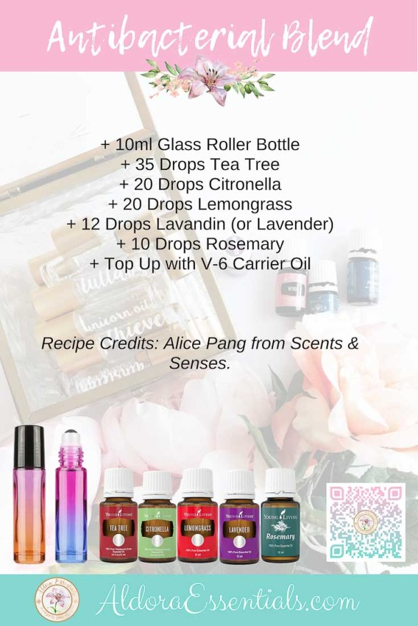 YL, Young Living, Infection, Dry Cough, Essential Oils, Natural Remedy, Tea Tree, Citronella, Lemongrass, Lavandin, Rosemary, Purification