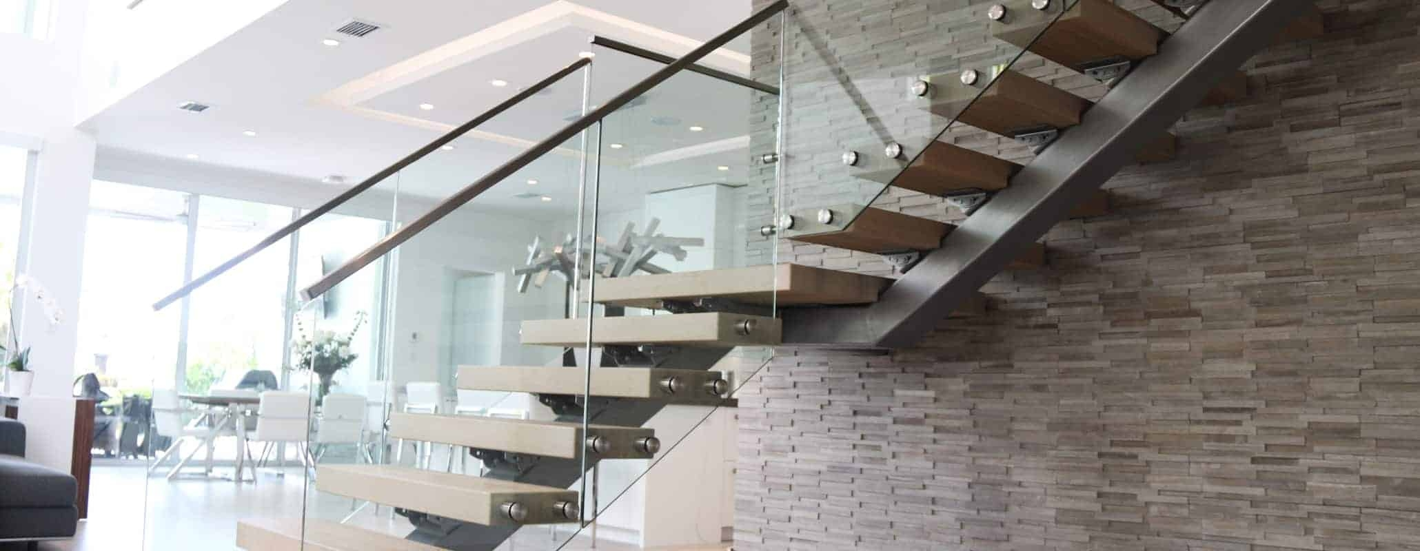 Glass Railings For Interior And Exterior Use By Aldora   Glass Handrails For Balcony   Glass Guardrail   Exterior   Stainless Steel   Staircase   Veranda