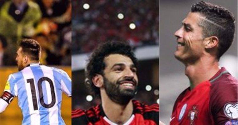 تعرف على أفضل لاعبي العالم في تصفيات كأس العالم 2018 Aldoury