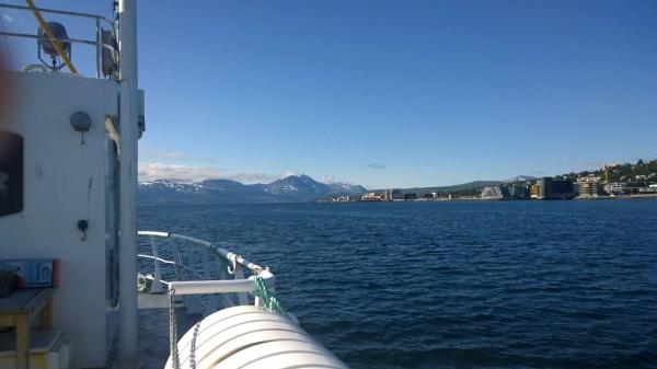 Arktisk fjordcruise