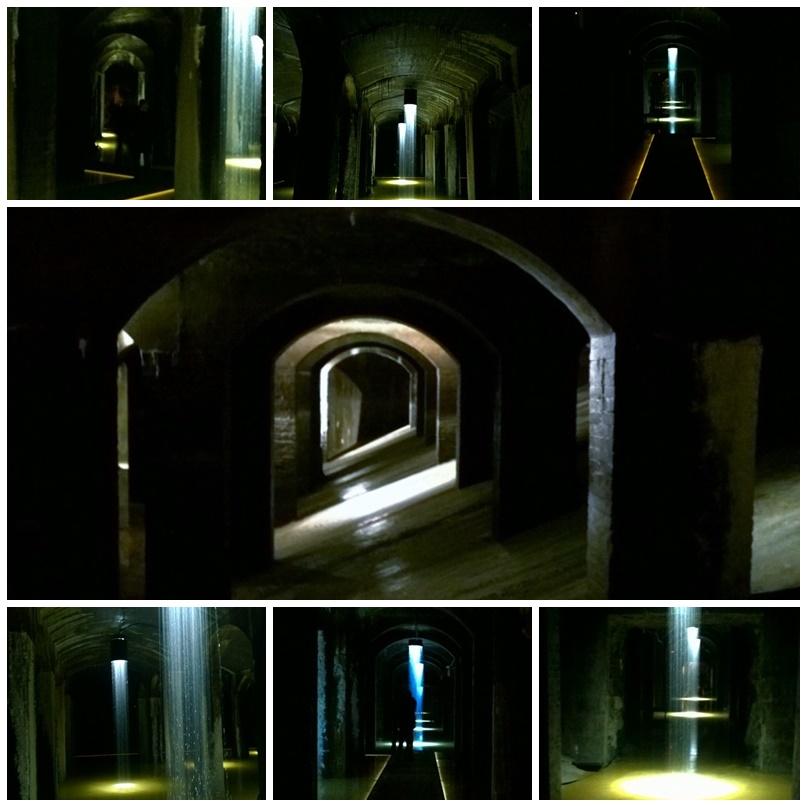 Cisternerne Installationen Ingvar Cronhammar