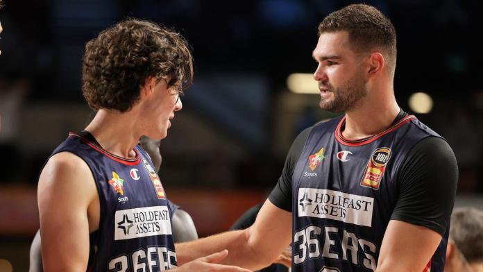 Adelaide 36ers defeat New Zealand Breakers, Josh Giddey near triple-double, Isaac Humphries | Alds