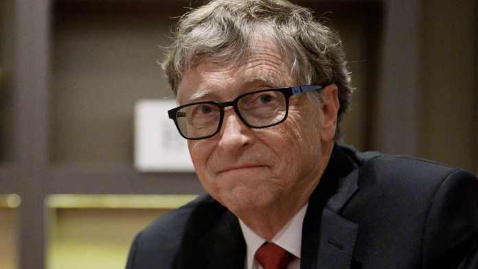 Bill Gates shocked by 'crazy', 'evil' online conspiracy theories about him