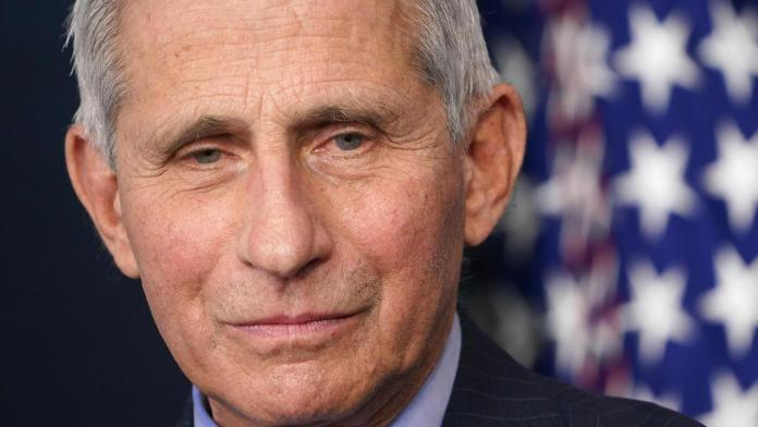 Dr Anthony Fauci criticises ex-president over COVID-19