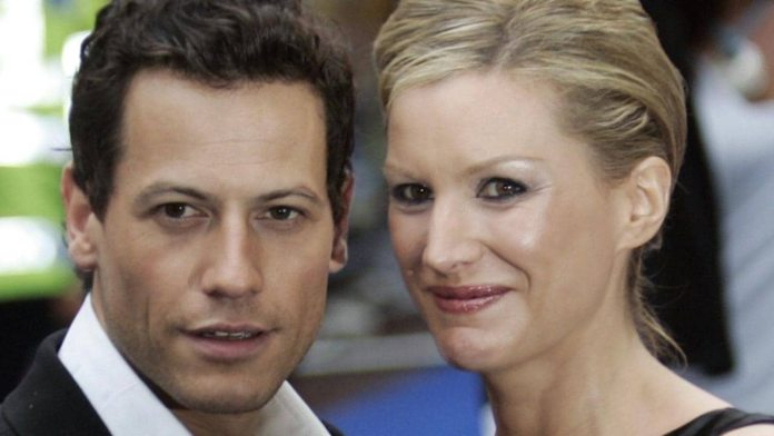 Ioan Gruffudd's wife Alice Evans announces split on Twitter | Alds
