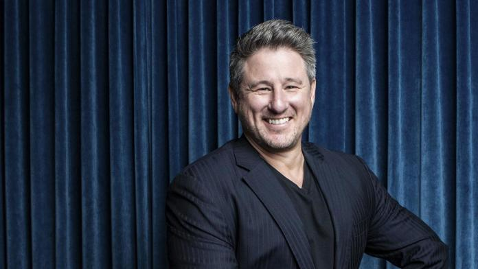 Stan boss Mike Sneesby appointed Nine's boss after Hugh Marks resigns