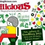 Roadblog idblogilicious 2011 – Dapatkan Ilmu Bermanfaat