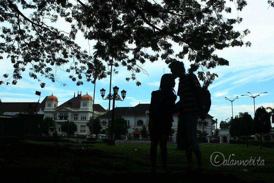 Keindahan Yogyakarta Senja Dan Malam Hari