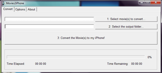 Cara Konversi DVD Movie Ke MP4