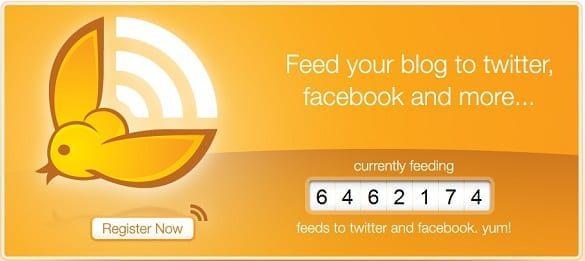 Menghubungkan Blog Dengan Social Media