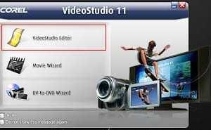Menggabungkan 2 Video