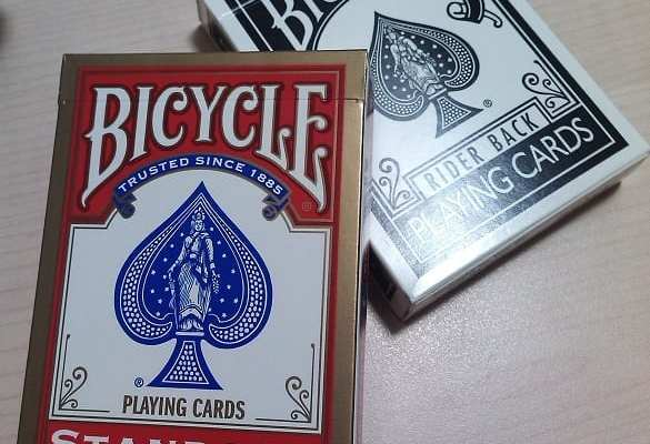 Jual Kartu Bicycle Standard Dan Black Deck