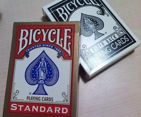 Jual Kartu Bicycle Standard Dan Black Deck