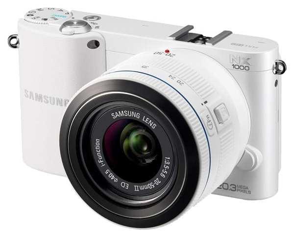 Fitur Samsung NX1000