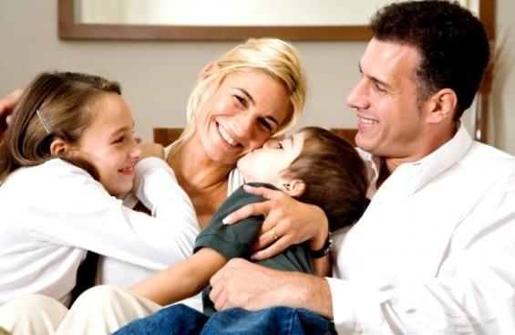 Rahasia Keluarga Harmonis, Akrab, dan Bahagia