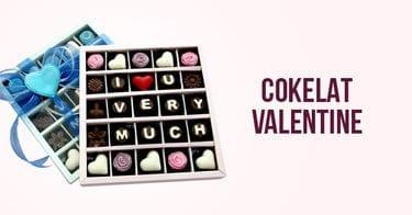 Cokelat untuk yang Terkasih di Hari Valentine