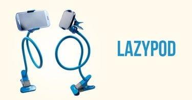 Lazypod, Untuk Yang Malas Memegang Gadget