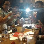 Kemeriahan Launching Smartphone Terbaru ZTE