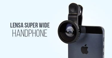 Maksimalkan Hasil Foto Dengan Lensa Super Wide