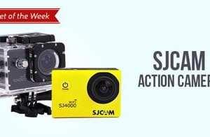 SJCAM Action Camera
