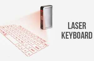 Mengenal Laser Keyboard dan Bagaimana Cara Kerjanya