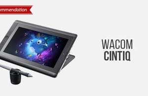 Mengenal Lebih Dekat Tablet Grafis Wacom Cintiq