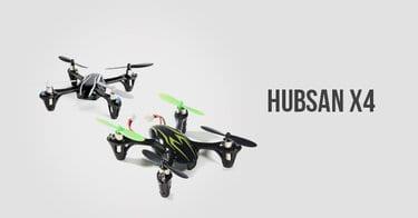 Mengenal Hubsan X4, Drone Canggih dengan Harga Terjangkau